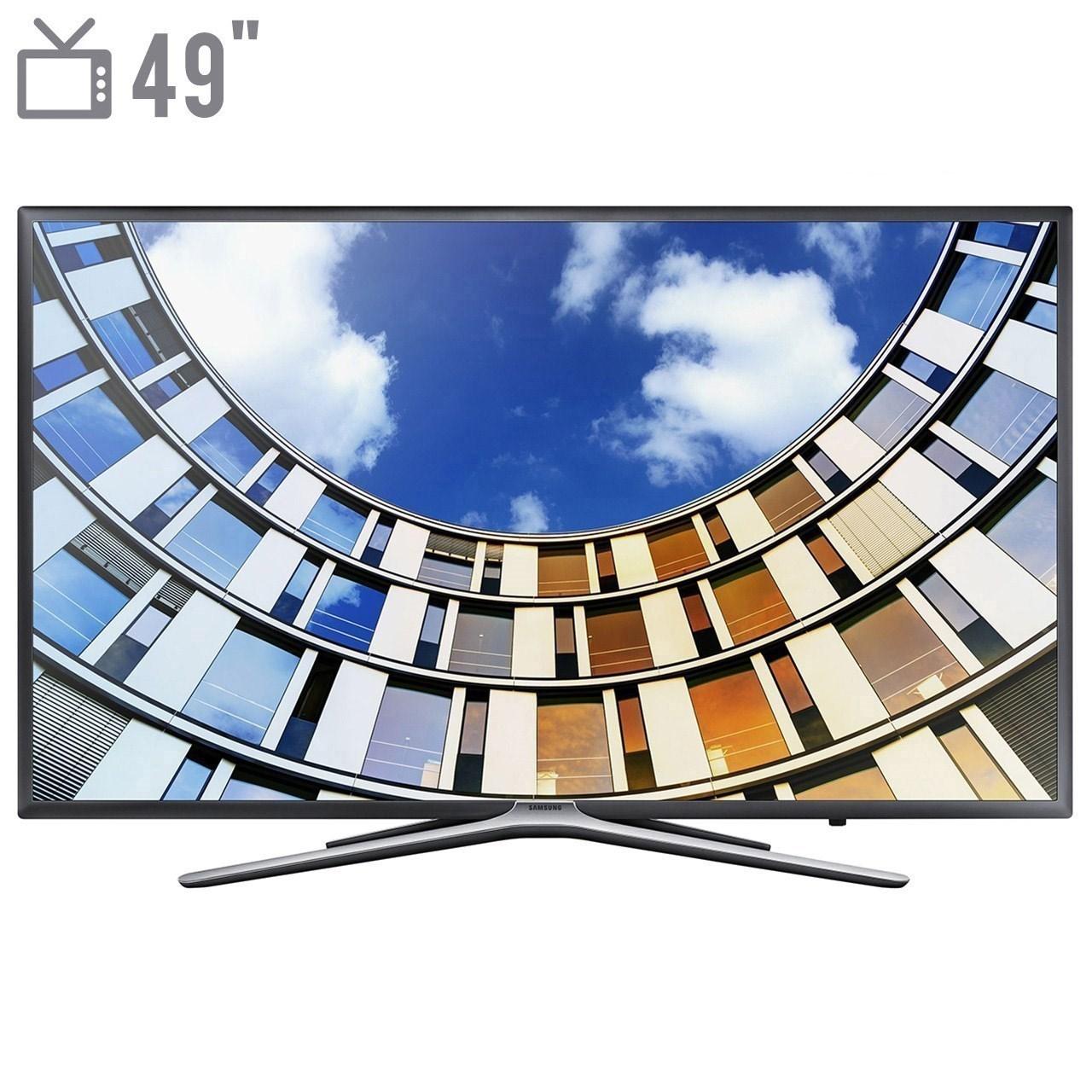 تلویزیون ال ای دی هوشمند سامسونگ مدل 49M6970 سایز 49 اینچ