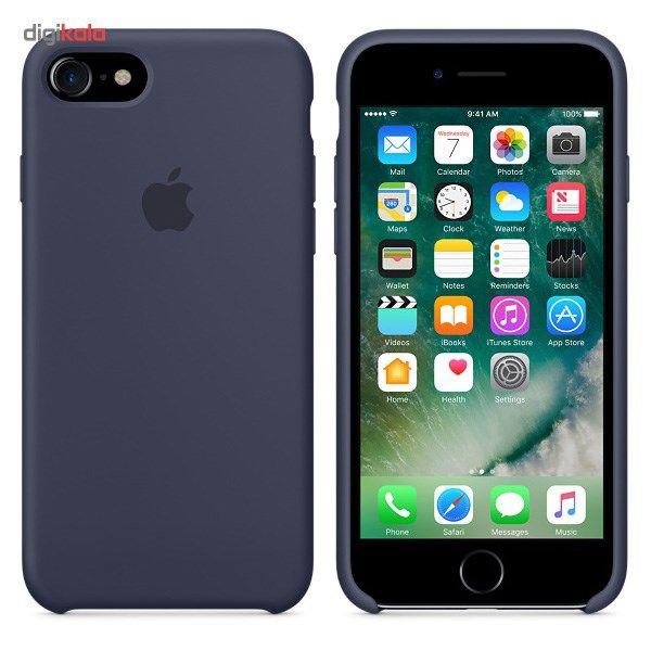 کاور سیلیکونی مناسب برای گوشی موبایل آیفون 7/8 main 1 26