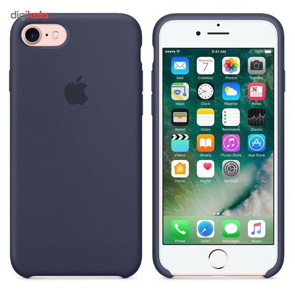 کاور سیلیکونی مناسب برای گوشی موبایل آیفون 7/8 main 1 27