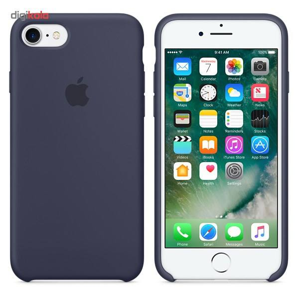 کاور سیلیکونی مناسب برای گوشی موبایل آیفون 7/8 main 1 28