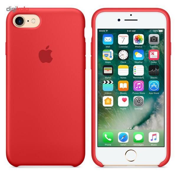 کاور سیلیکونی مناسب برای گوشی موبایل آیفون 7/8 main 1 30