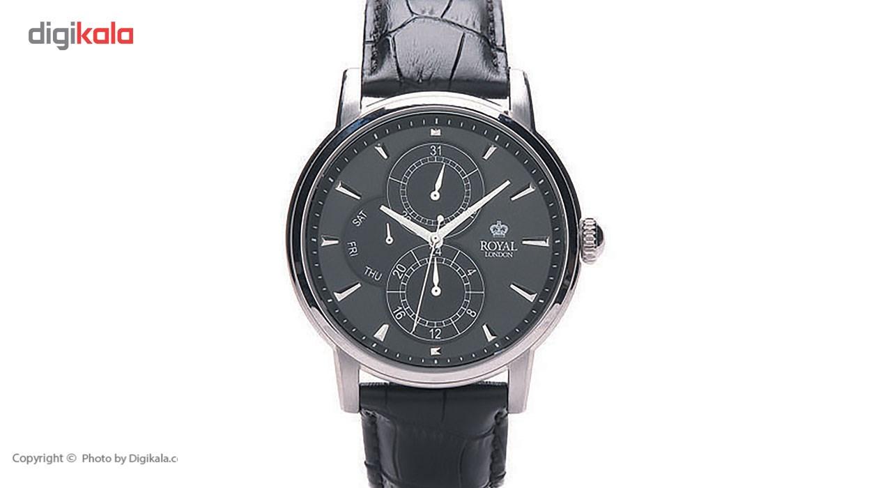 خرید ساعت مچی عقربه ای مردانه رویال لندن مدل RL-41040-02