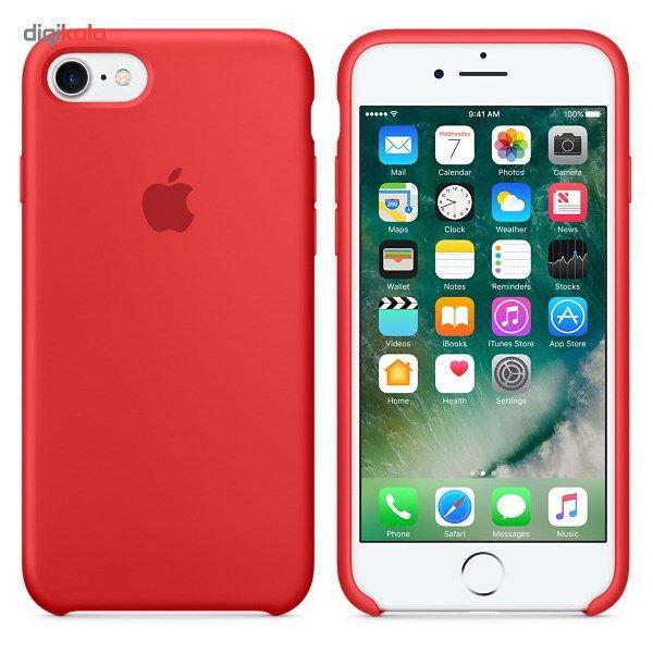 کاور سیلیکونی مناسب برای گوشی موبایل آیفون 7/8 main 1 33