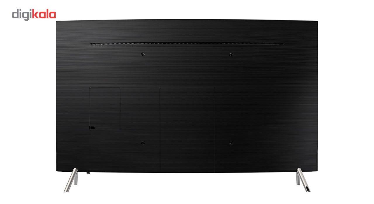 تلویزیون ال ای دی هوشمند خمیده سامسونگ مدل 55MU8995 سایز 55 اینچ