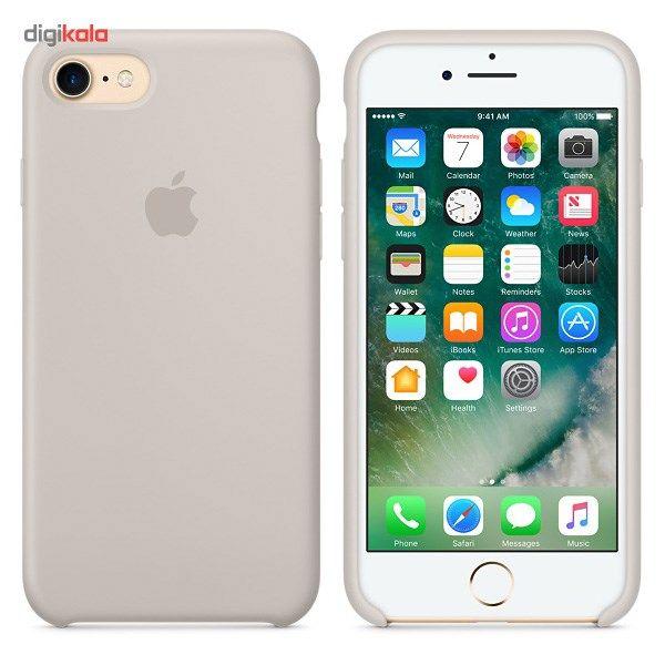 کاور سیلیکونی مناسب برای گوشی موبایل آیفون 7/8 main 1 35