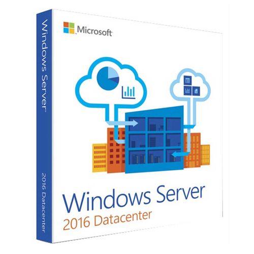 نرم افزار مایکروسافت ویندوز سرور 2016 نسخه دیتا سنتر ریتیل