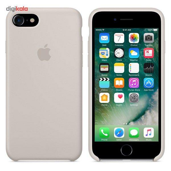 کاور سیلیکونی مناسب برای گوشی موبایل آیفون 7/8 main 1 36