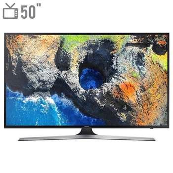 تلویزیون ال ای دی هوشمند سامسونگ مدل 50MU7980 سایز 50 اینچ
