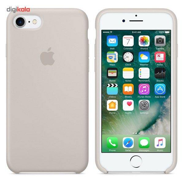کاور سیلیکونی مناسب برای گوشی موبایل آیفون 7/8 main 1 38