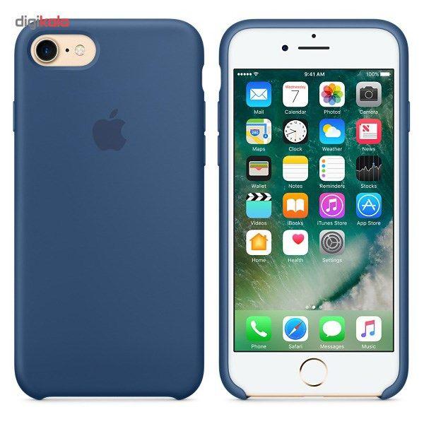 کاور سیلیکونی مناسب برای گوشی موبایل آیفون 7/8 main 1 40
