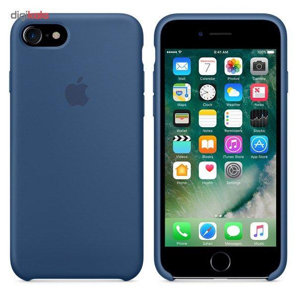 کاور سیلیکونی مناسب برای گوشی موبایل آیفون 7/8 main 1 41