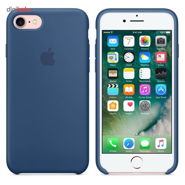 کاور سیلیکونی مناسب برای گوشی موبایل آیفون 7/8 main 1 42