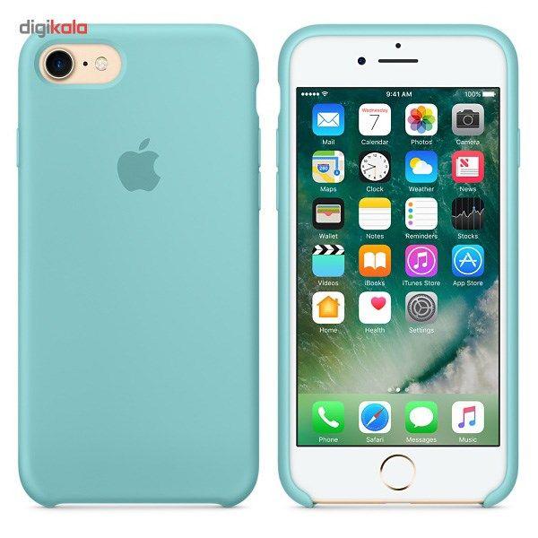 کاور سیلیکونی مناسب برای گوشی موبایل آیفون 7/8 main 1 45