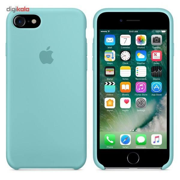 کاور سیلیکونی مناسب برای گوشی موبایل آیفون 7/8 main 1 46