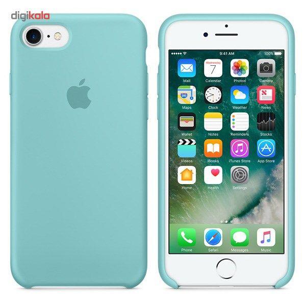 کاور سیلیکونی مناسب برای گوشی موبایل آیفون 7/8 main 1 48