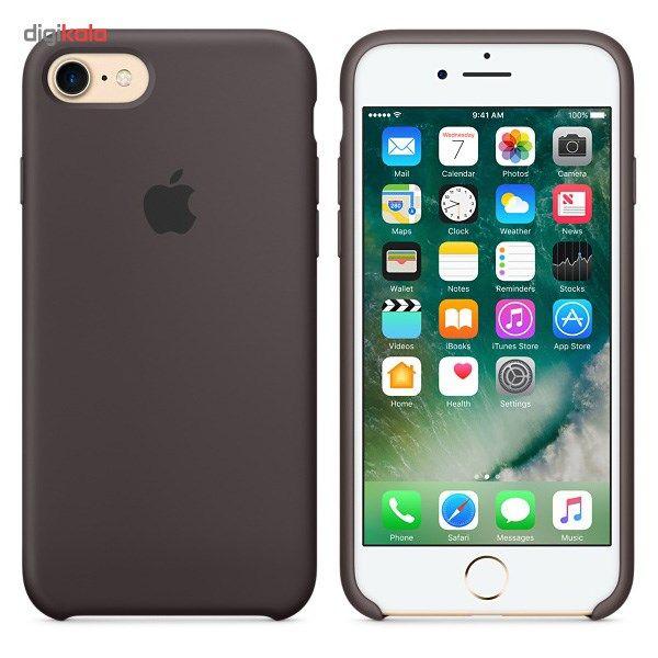 کاور سیلیکونی مناسب برای گوشی موبایل آیفون 7/8 main 1 55