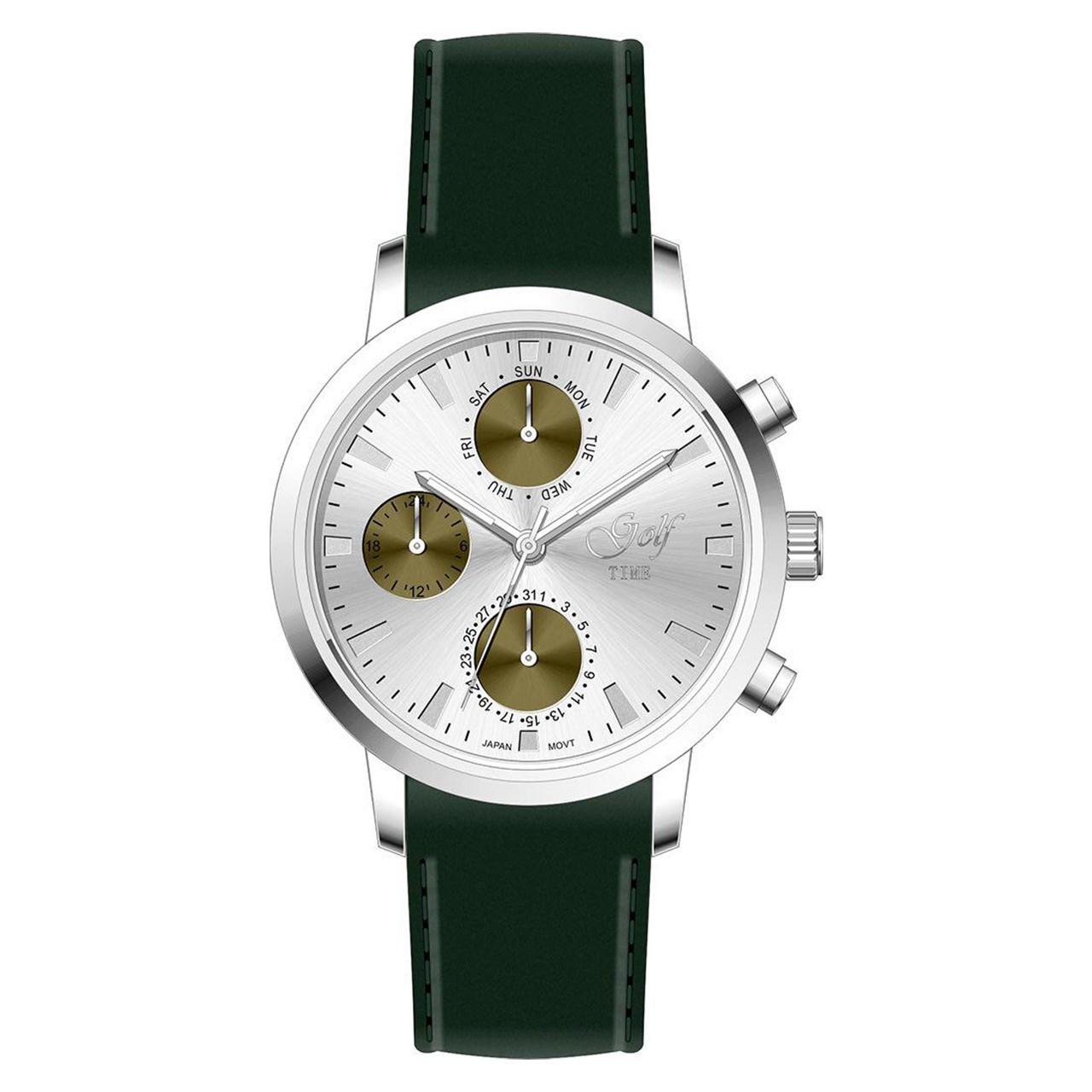 ساعت مچی عقربه ای   زنانه  گلف مدل 3-0218