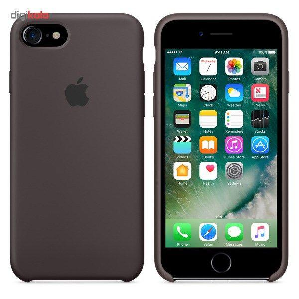 کاور سیلیکونی مناسب برای گوشی موبایل آیفون 7/8 main 1 56