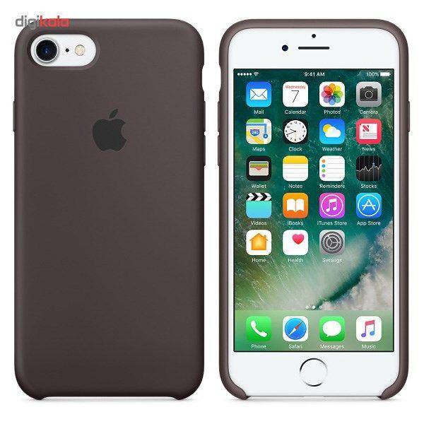 کاور سیلیکونی مناسب برای گوشی موبایل آیفون 7/8 main 1 58