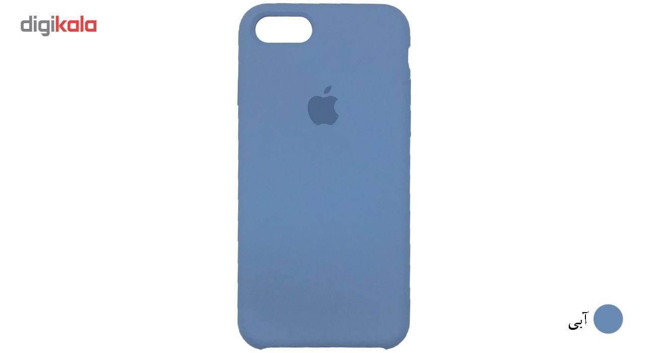 کاور سیلیکونی مناسب برای گوشی موبایل آیفون 7/8 main 1 59