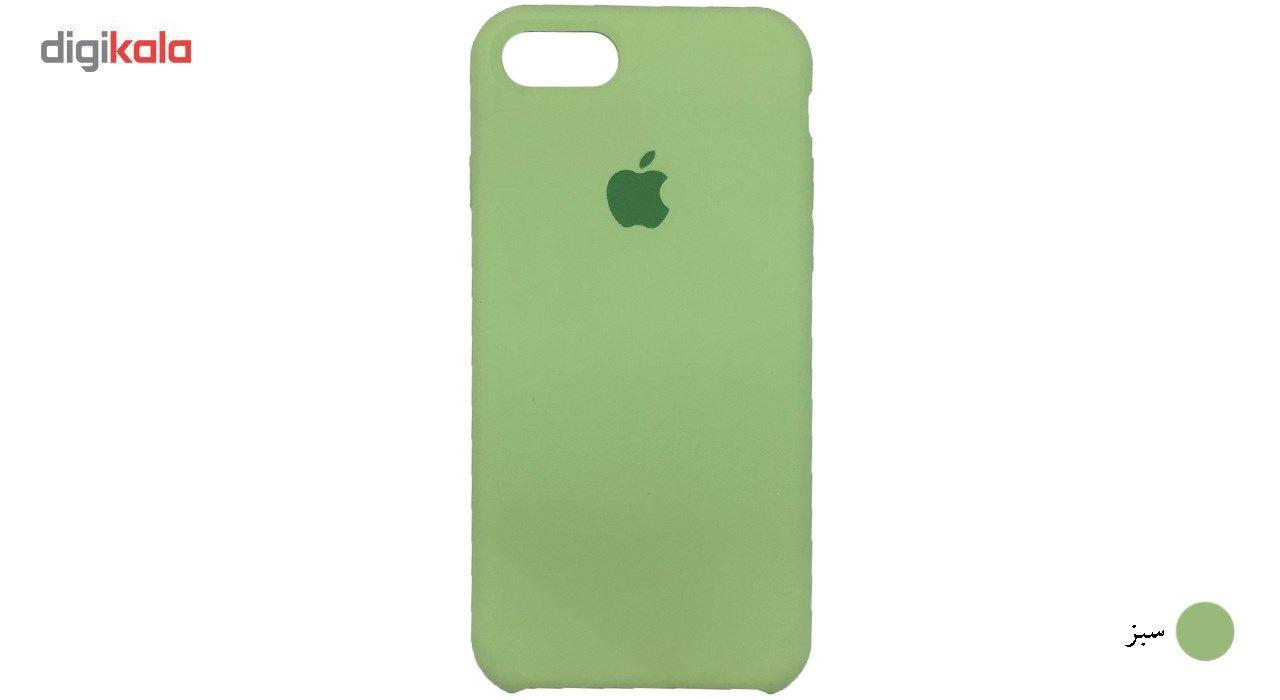 کاور سیلیکونی مناسب برای گوشی موبایل آیفون 7/8 main 1 61