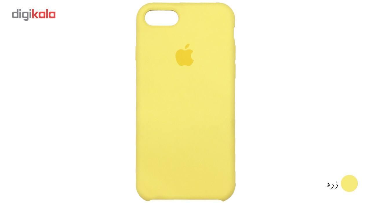 کاور سیلیکونی مناسب برای گوشی موبایل آیفون 7/8 main 1 62