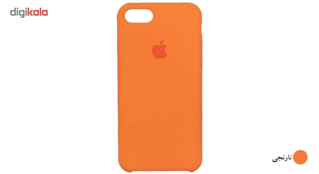 کاور سیلیکونی مناسب برای گوشی موبایل آیفون 7/8 main 1 68
