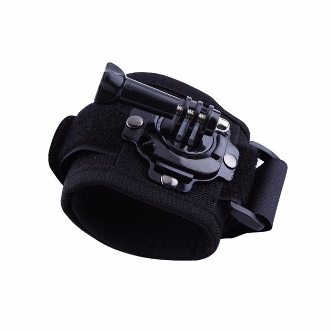بررسی و {خرید با تخفیف}                                     پایه نگهدارنده مچی مدل GP128 مناسب برای دوربین های ورزشی                             اصل