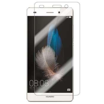 محافظ صفحه نمایش شیشه ای 9H  یونیفا مدل permium تمپرد مناسب برای Huawei P8lite
