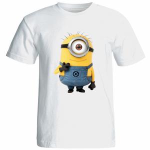 تی شرت آستین کوتاه نوین نقش طرح کد 9046