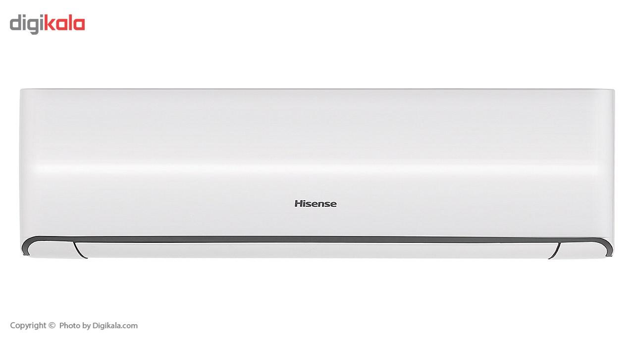 کولر گازی هایسنس مدل HRH-09TQ 9000