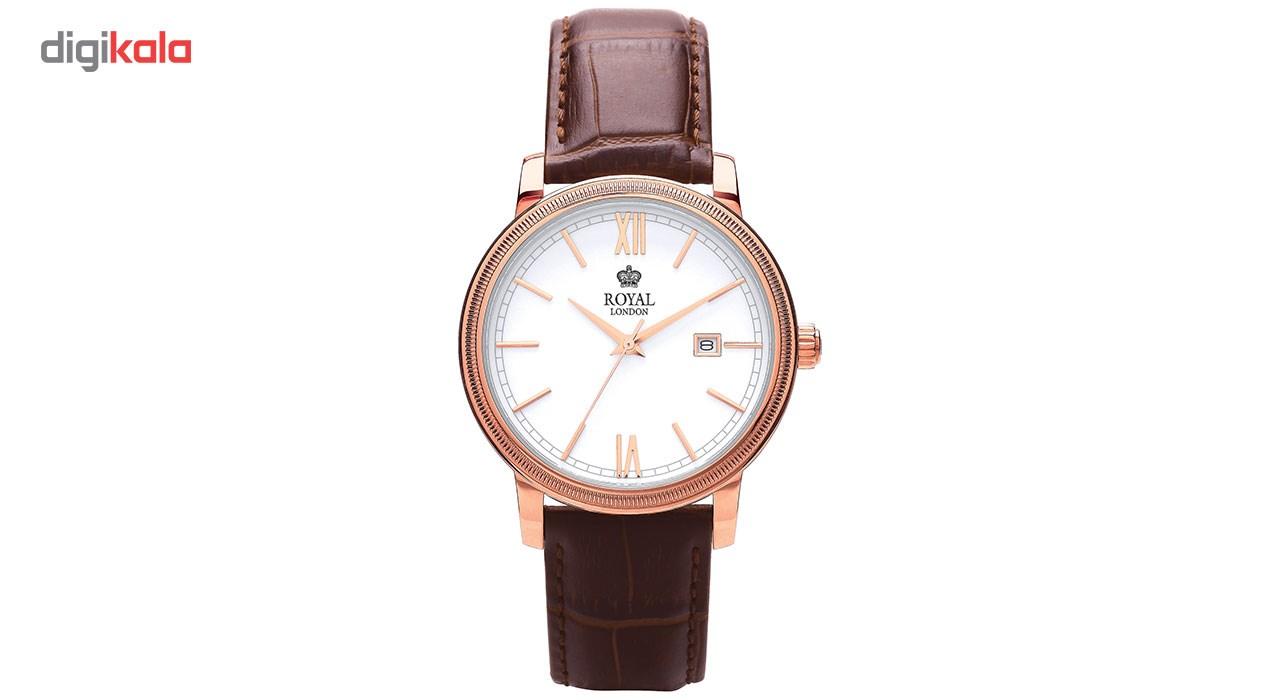خرید ساعت مچی عقربه ای مردانه رویال لندن مدل RL-41299-04