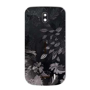 برچسب تزئینی ماهوت مدل Wild-flower Texture مناسب برای گوشی  Nokia 1