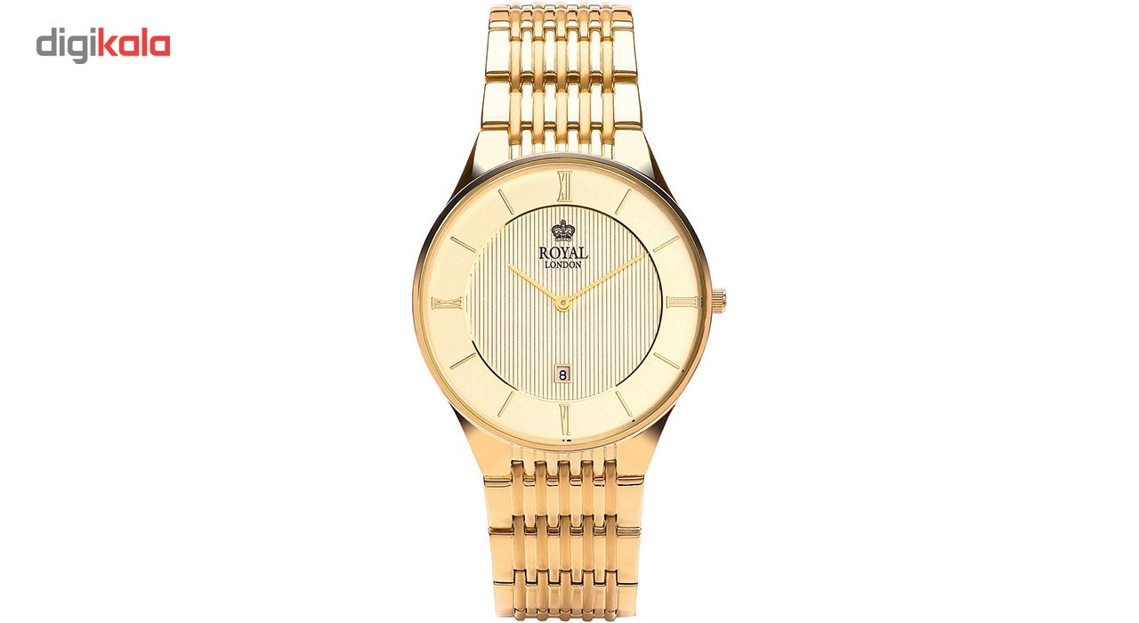 خرید ساعت مچی عقربه ای مردانه رویال لندن مدل RL-41227-03