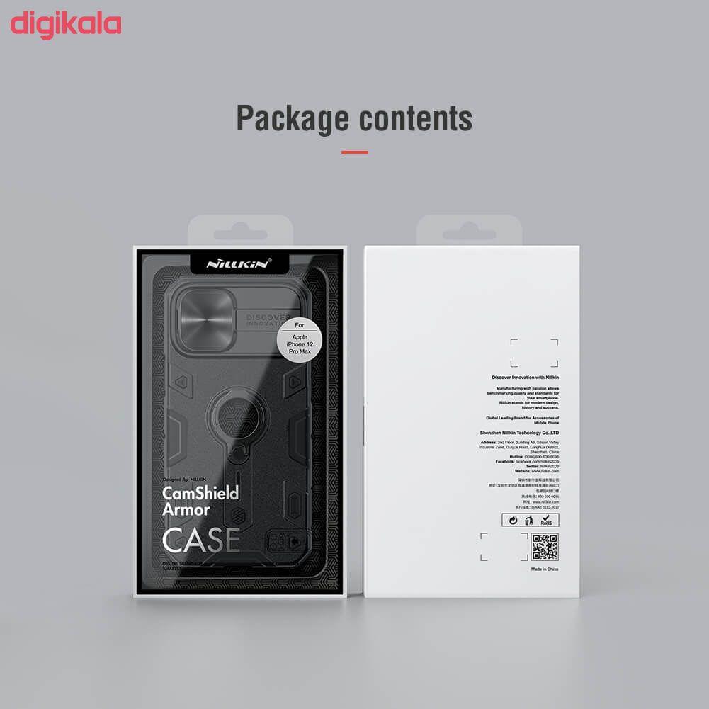 کاور نیلکین مدل CamShield Armor مناسب برای گوشی موبایل اپل iPhone 12 Pro Max main 1 25