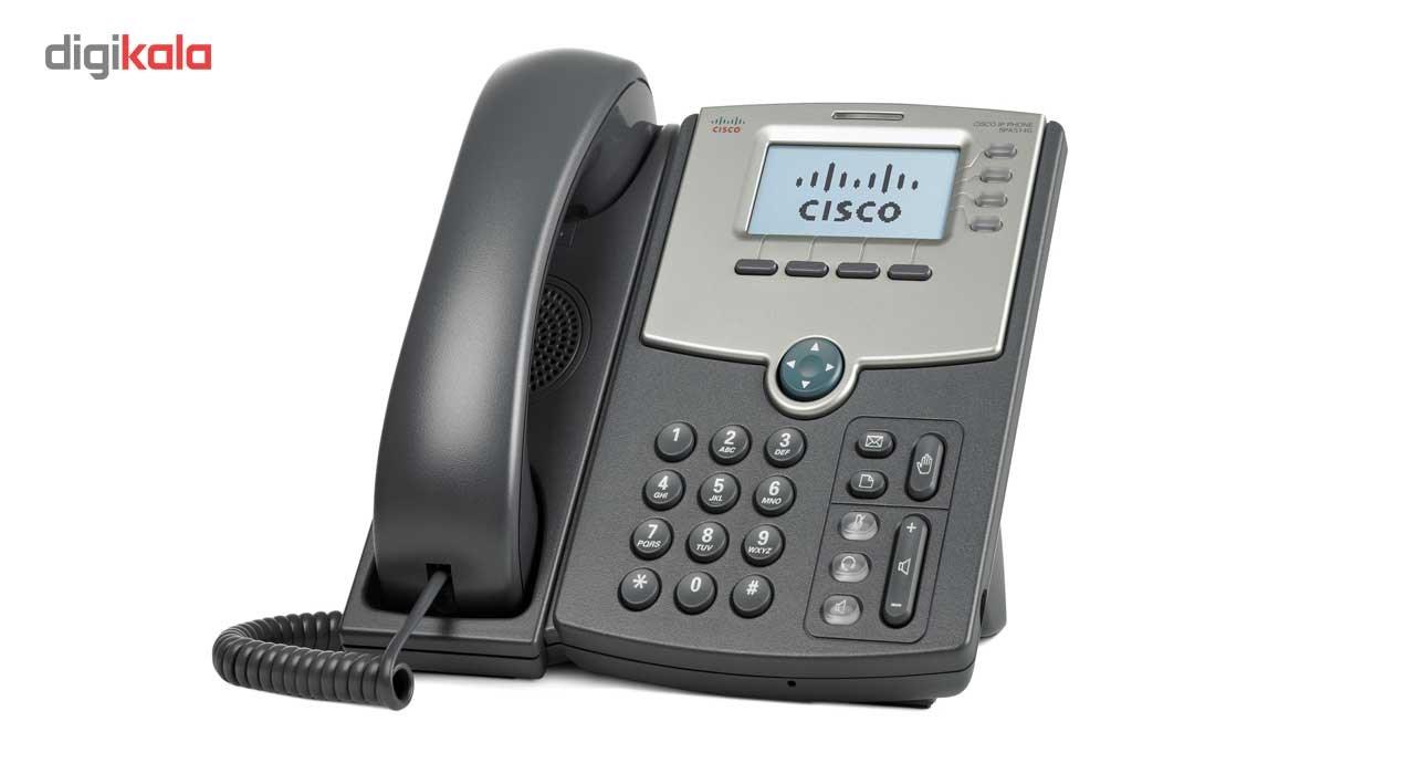 قیمت                      تلفن تحت شبکه سیسکو مدل SPA 514