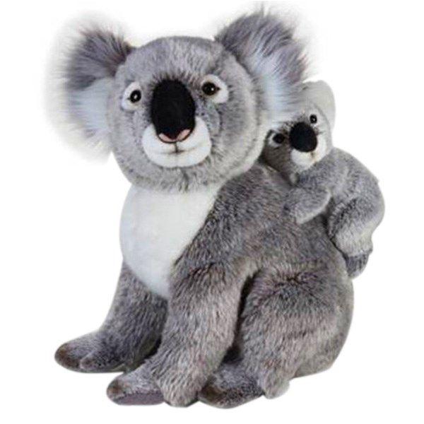 عروسک کوالا و بچه کوالا للی کد 770761 سایز 4