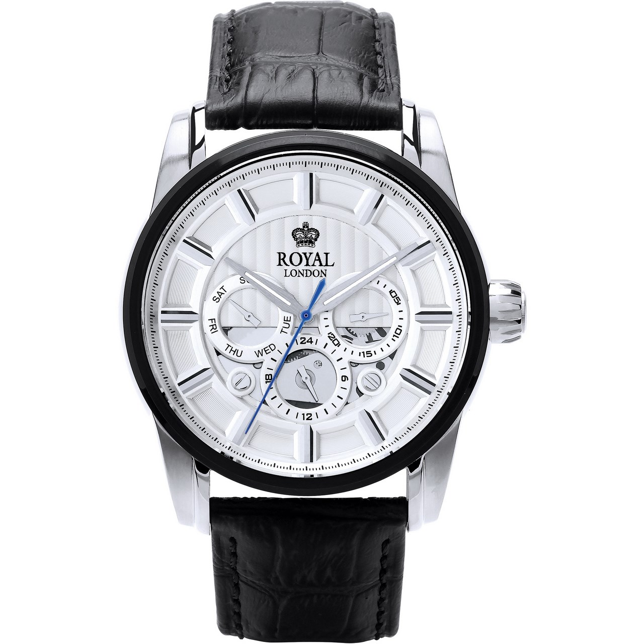 خرید ساعت مچی عقربه ای مردانه رویال لندن مدل RL-41324-02