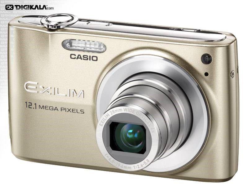 دوربین دیجیتال کاسیو اکسیلیم ای ایکس-زد 400