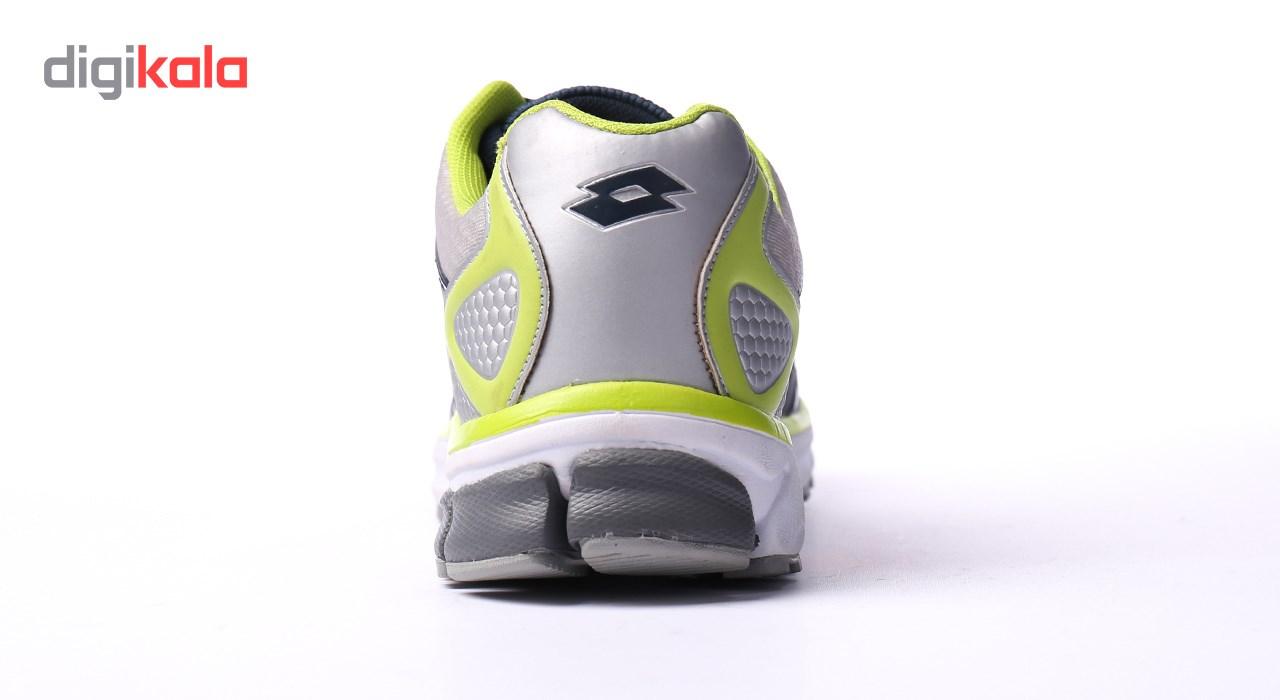 کفش مخصوص پیاده روی مردانه لوتو مدل MAJESTIC