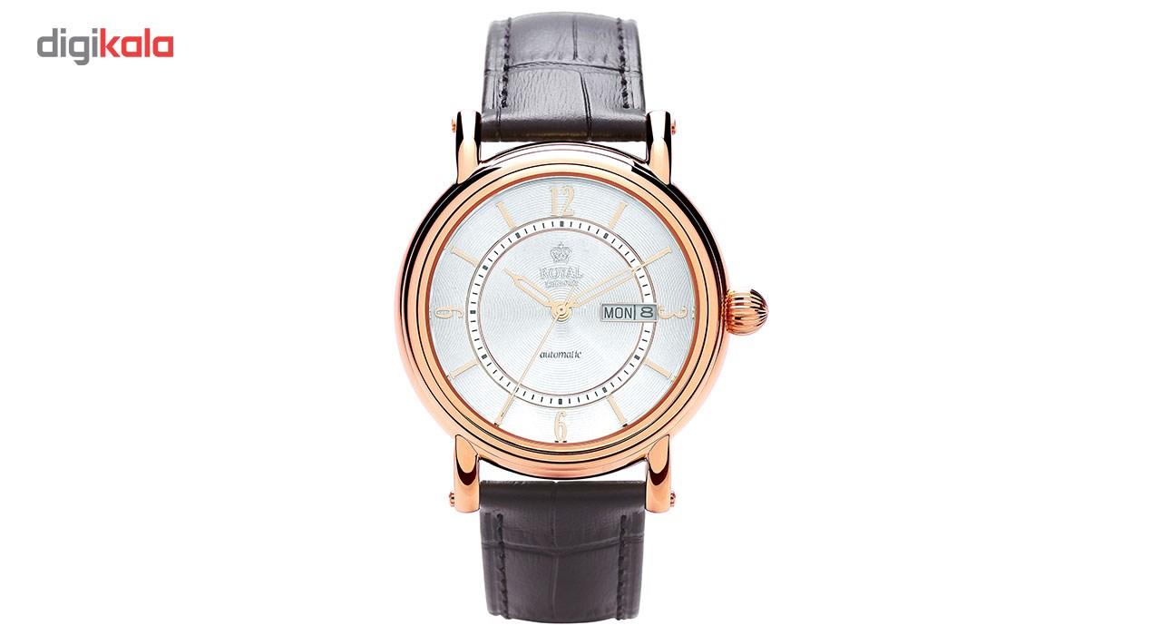 خرید ساعت مچی عقربه ای مردانه رویال لندن مدل RL-41149-03