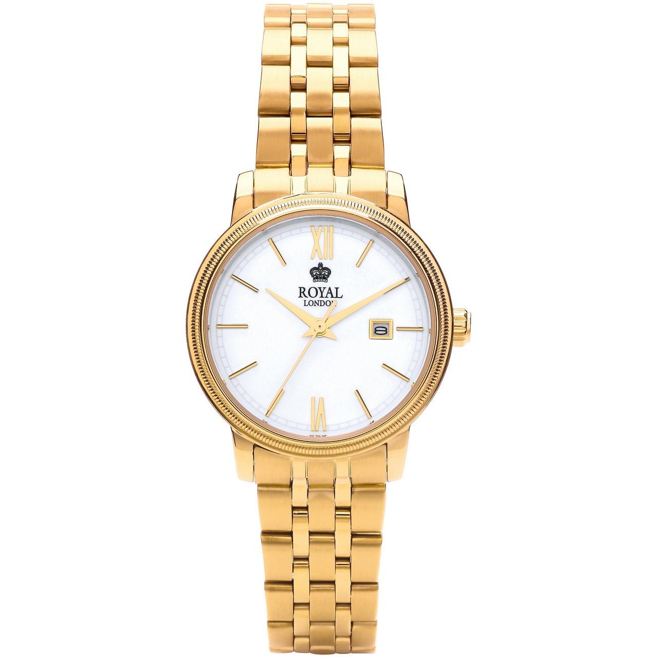 خرید ساعت مچی عقربه ای زنانه رویال لندن مدل RL-21299-07