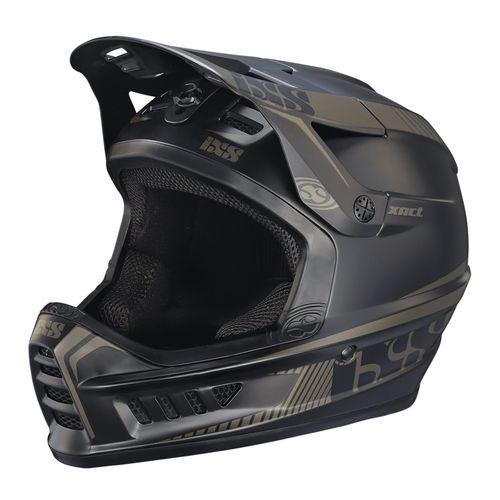 کلاه ایمنی دوچرخه آی ایکس اس مدل Xact Black-SM