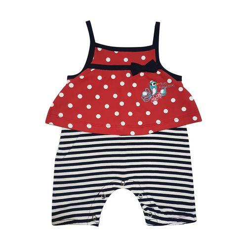 لباس نوزادی دخترانه طرح اوا مدل 2586