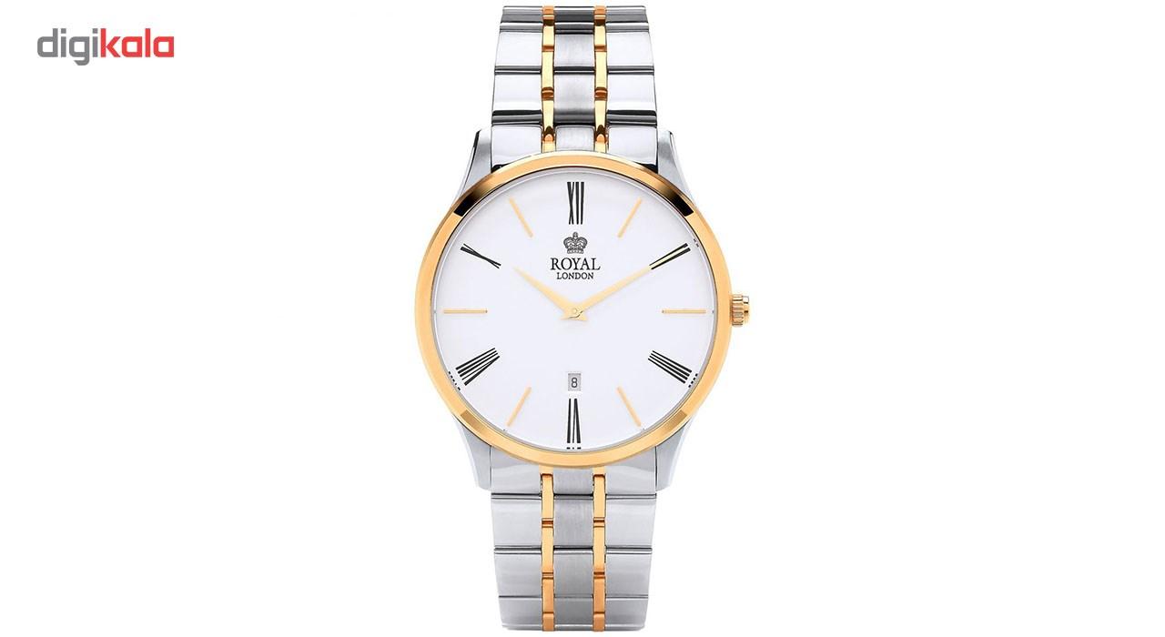 خرید ساعت مچی عقربه ای مردانه رویال لندن مدل RL-41371-08