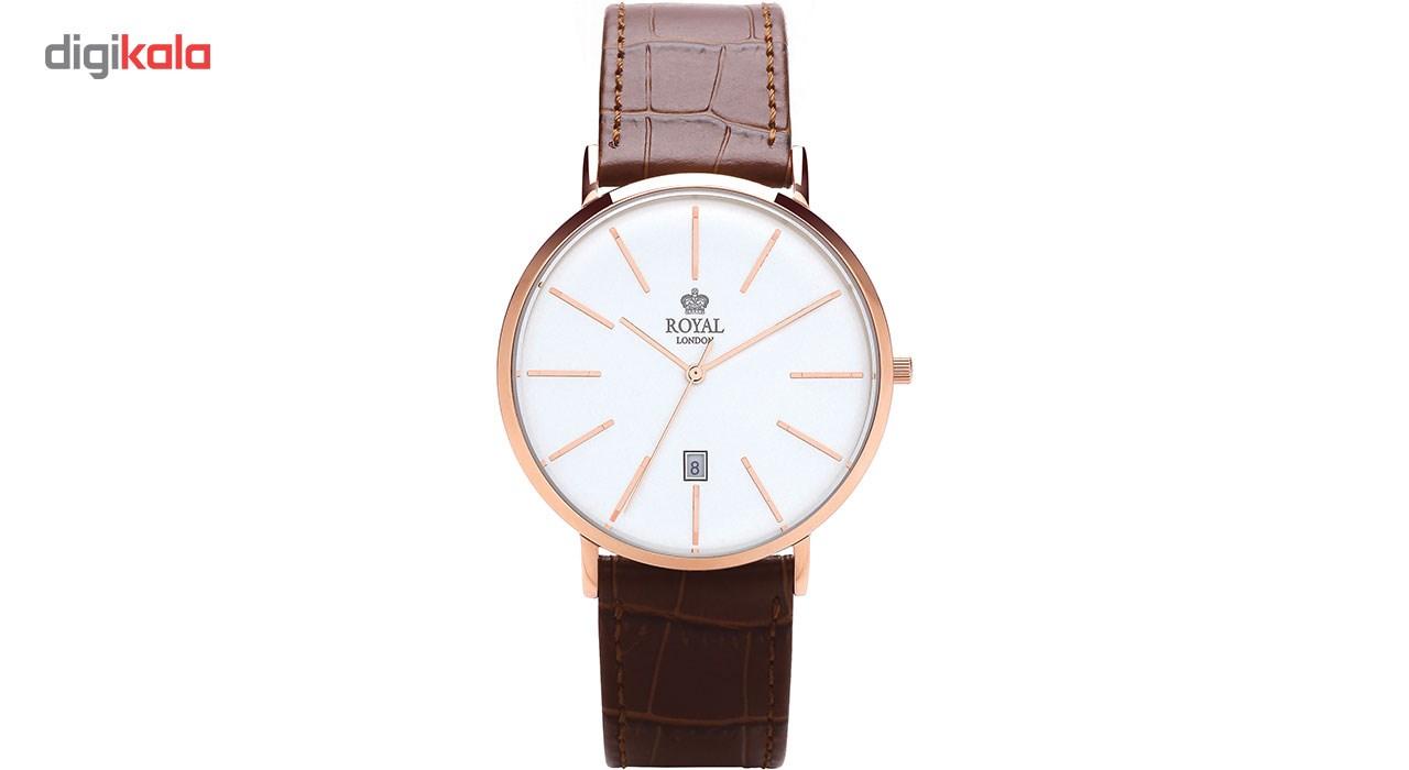 خرید ساعت مچی عقربه ای مردانه رویال لندن مدل RL-41297-03