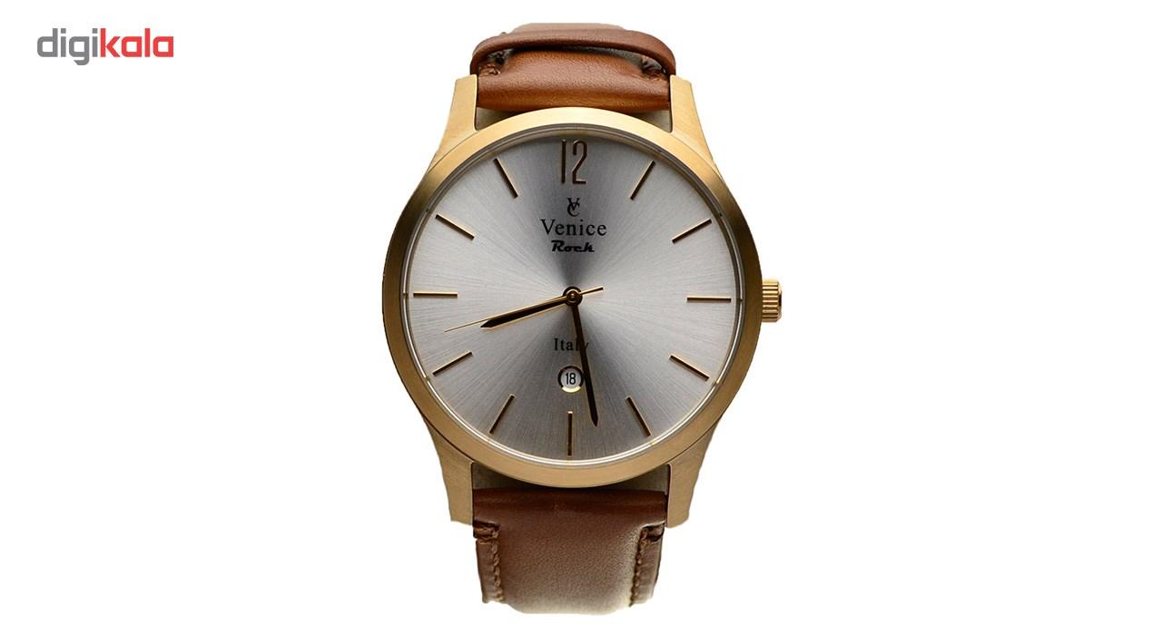 خرید ساعت مچی عقربه ای مردانه ونیز مدل SC3005