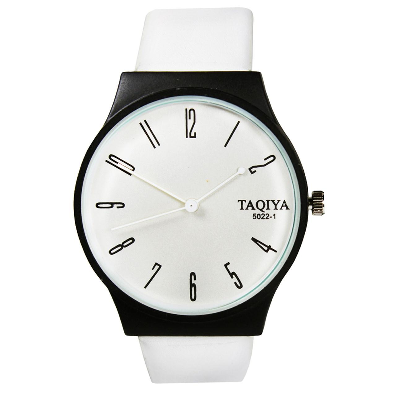 ساعت مچی عقربه ای مردانه و زنانه مدل تاکیا 42