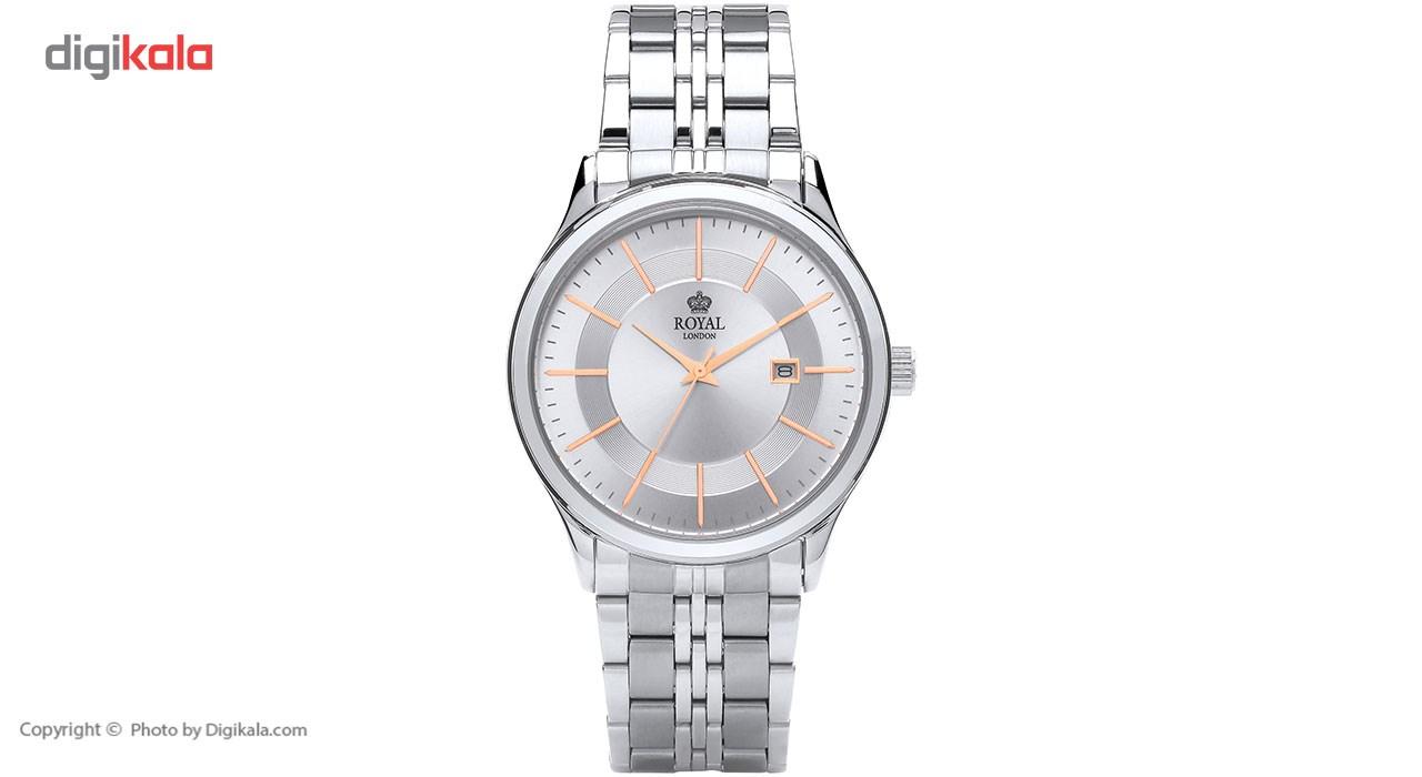 خرید ساعت مچی عقربه ای مردانه رویال لندن مدل RL-41291-03