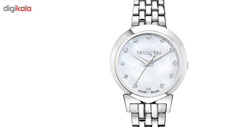 ساعت مچی عقربه ای زنانه تروساردی مدل TR-R2453105504